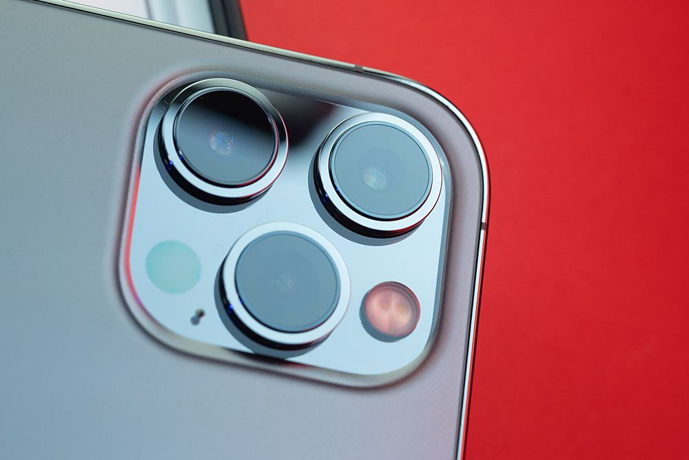 Improvements to the iPhone camera are expected