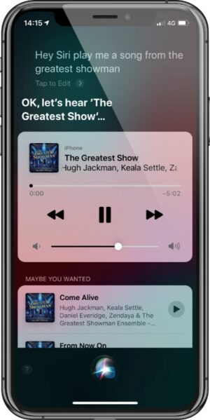 Ask Siri - Hey Siri Apple Music